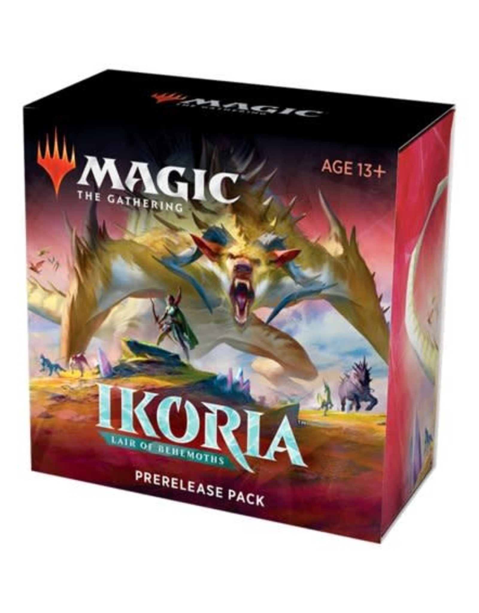 Wizard of the Coast Prerelease Kit - Ikoria: Lair of Behemoths (Limite 2 par personne)