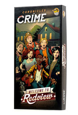 Chronicles of Crime Ext. Welecome to Redview (Fançais)