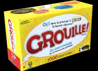 Jeux d'éditeurs québécois