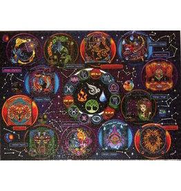 Jacarou Puzzles Zodiaque - Jacarou