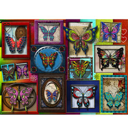 Jacarou Puzzles Papillons - Jacarou