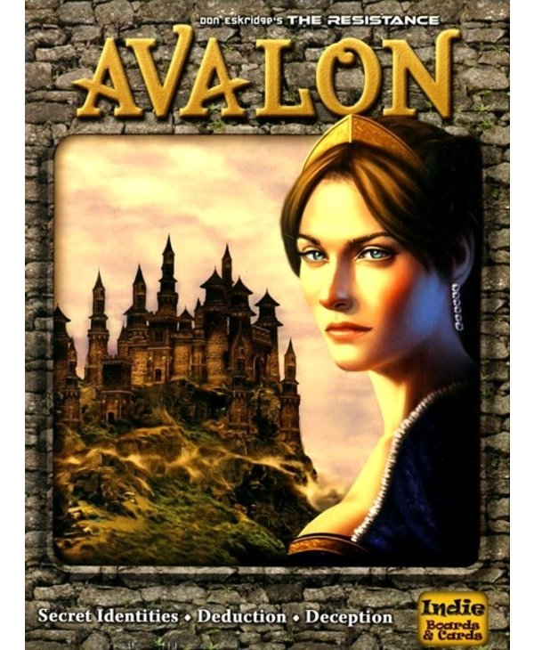 Avalon : The Resistance (Anglais)
