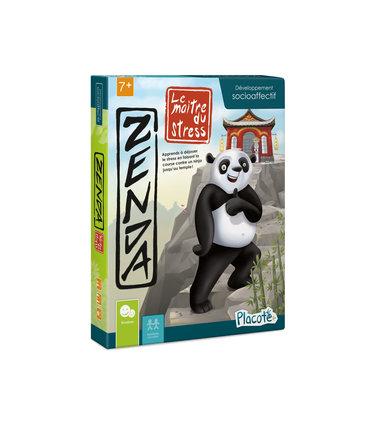 Placote Zenda - Le maître du stress - Placote