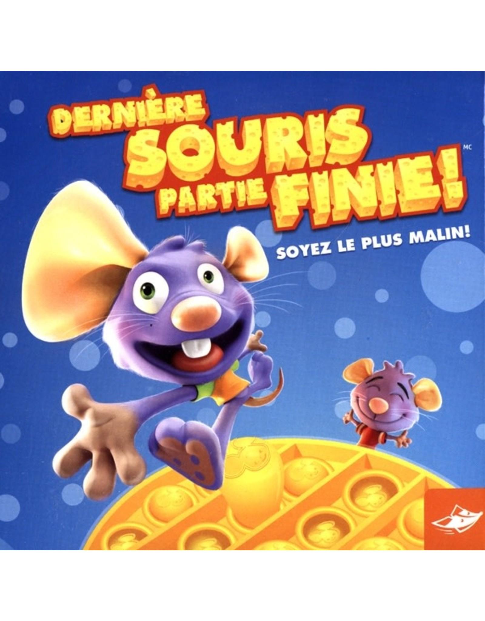 Foxmind Dernière Souris Partie Finie !