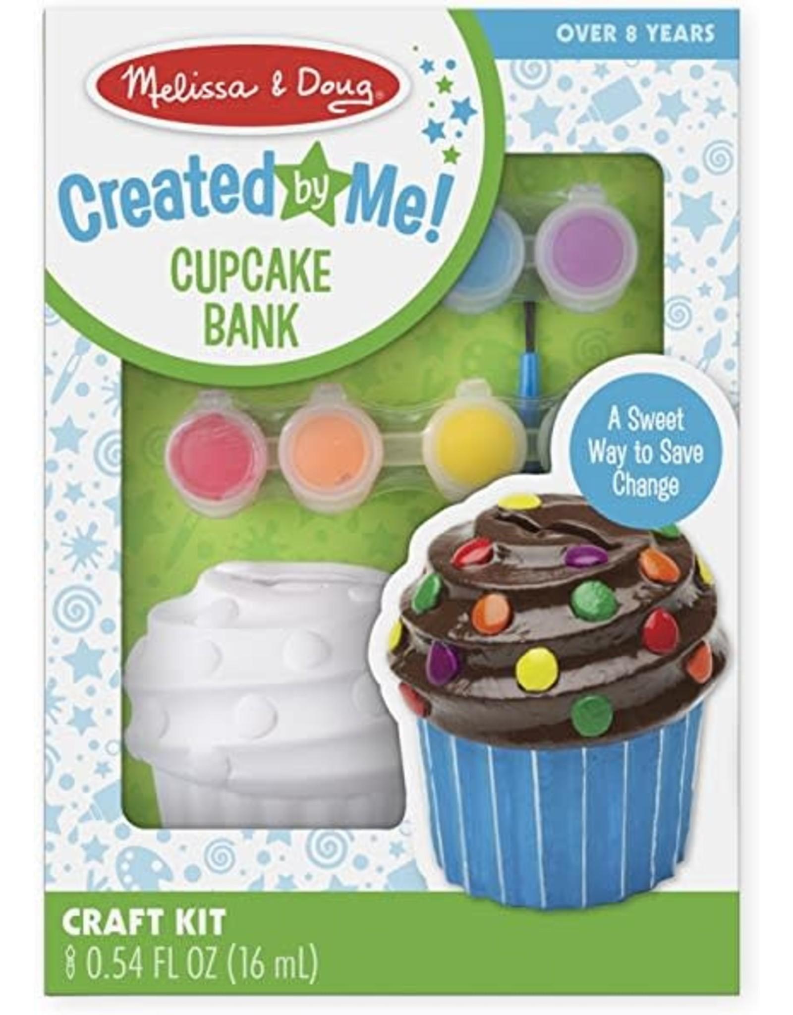 Melissa et Doug Banque cupcake à décorer