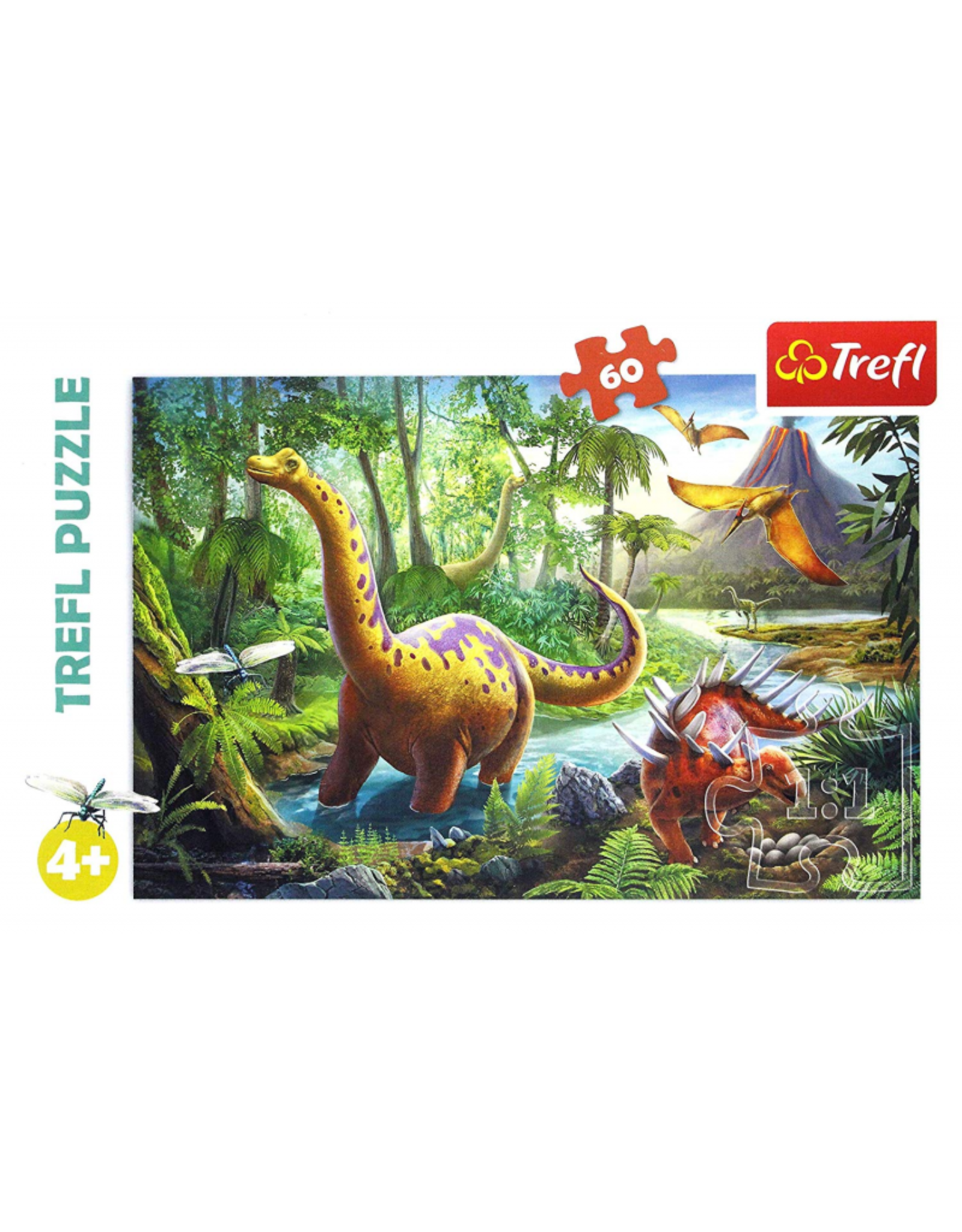 Migration des dinosaures 60mcx