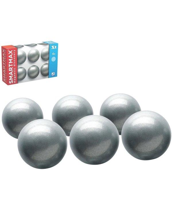 Smartmax - 6 balles en métal
