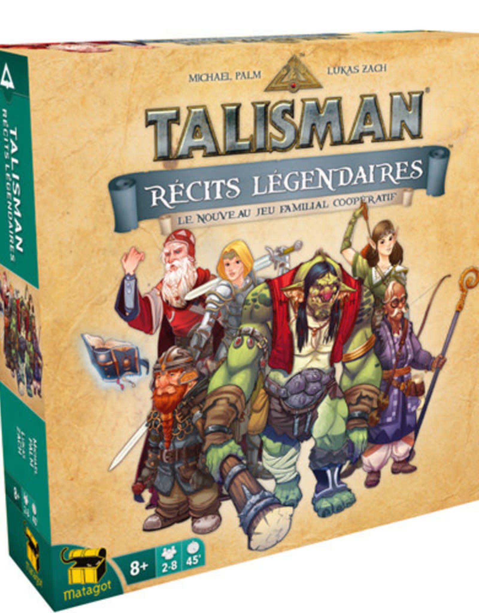 Matagot Talisman - Récits Légendaires (Français)