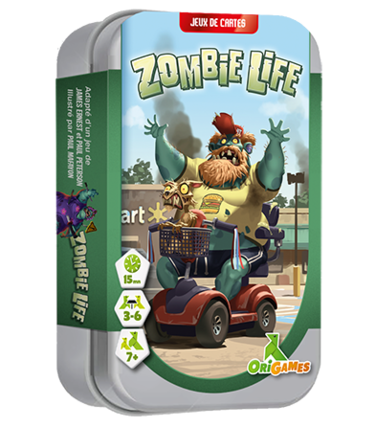 Zombie Life (Français)