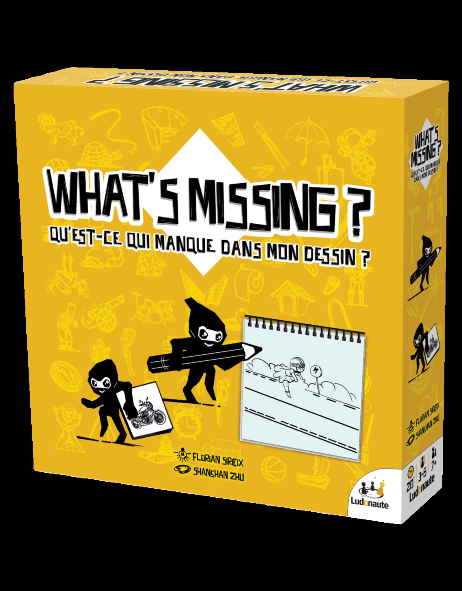 What's Missing? (Français)