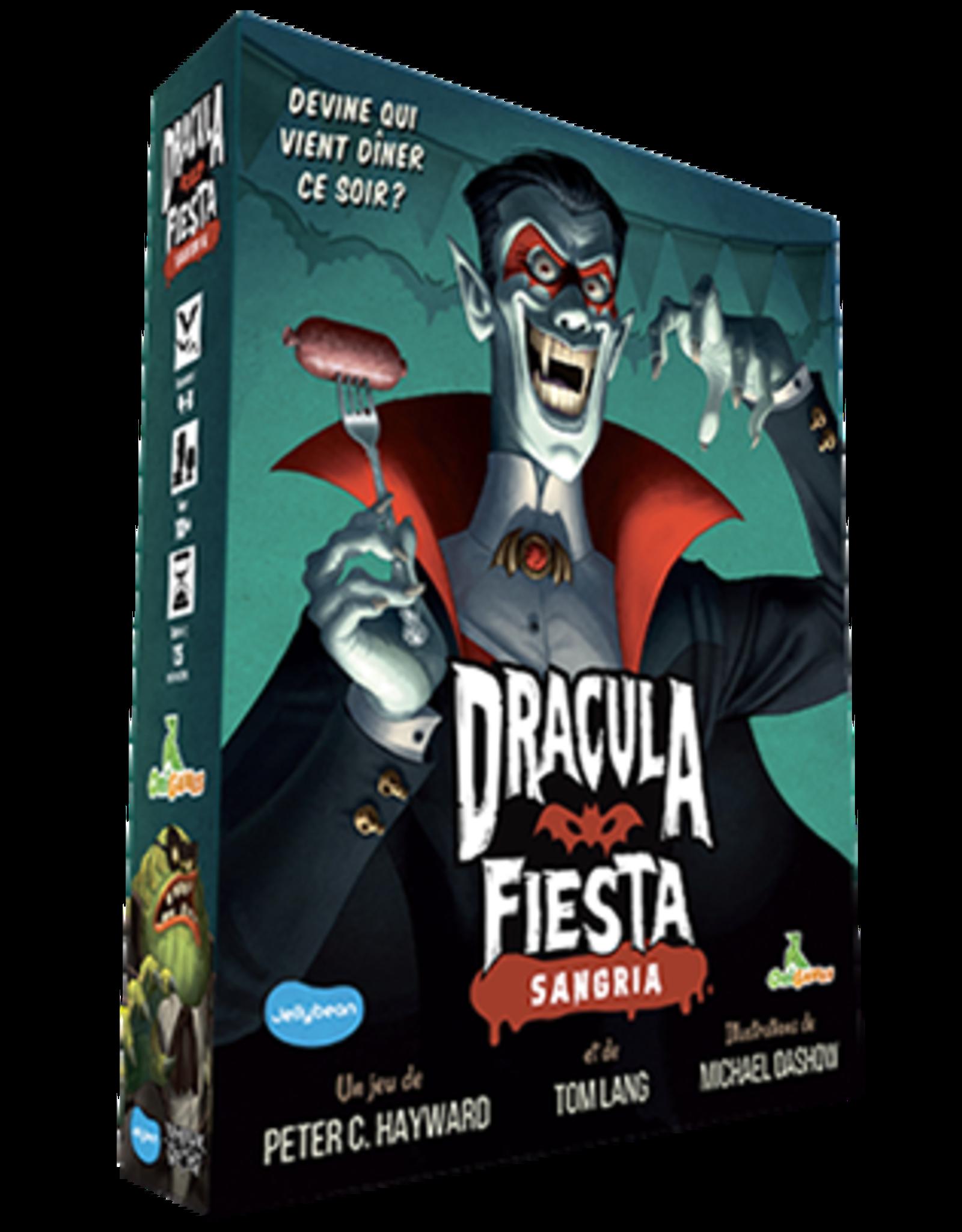 Dracula Fiesta Sangria (Français)