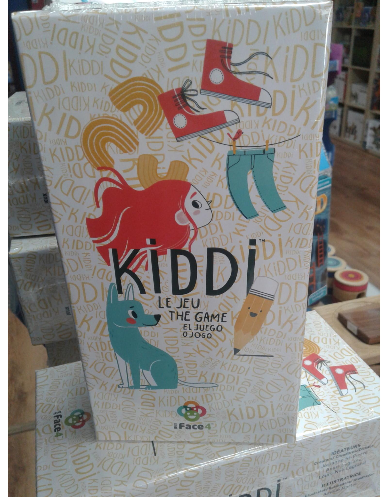 Face4 Kiddi (Français)