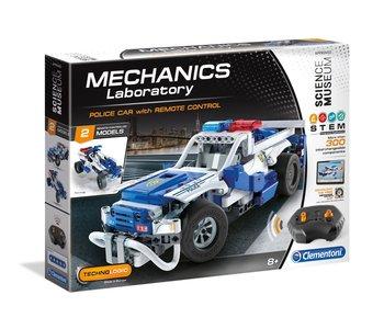 Mon Atelier Mécanique - Voiture de Police
