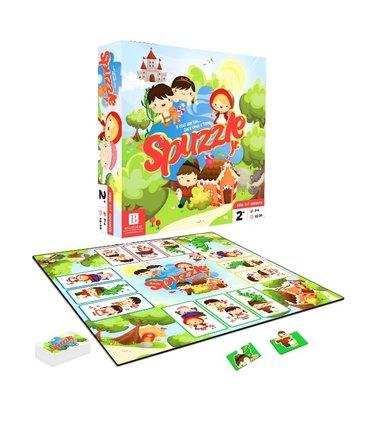 Spuzzle Jr. (Bilingue)