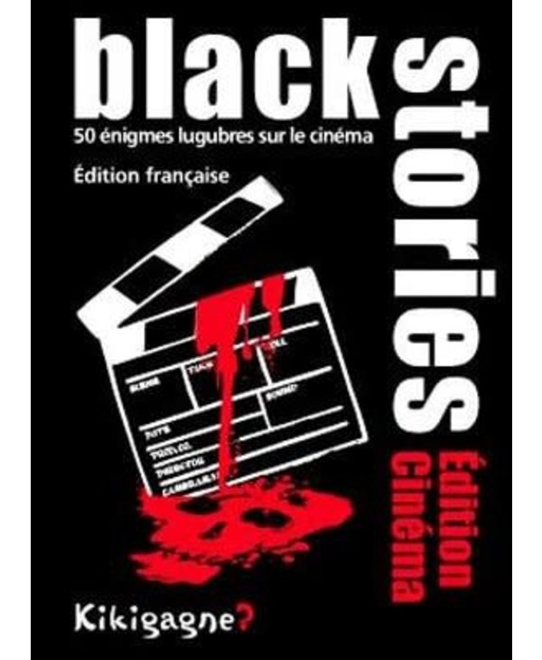 Black Stories - Édition Cinéma