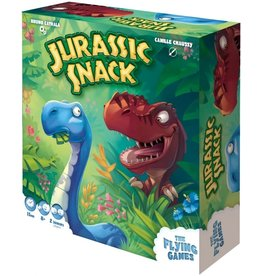Jurassic Snack (Multilingue)