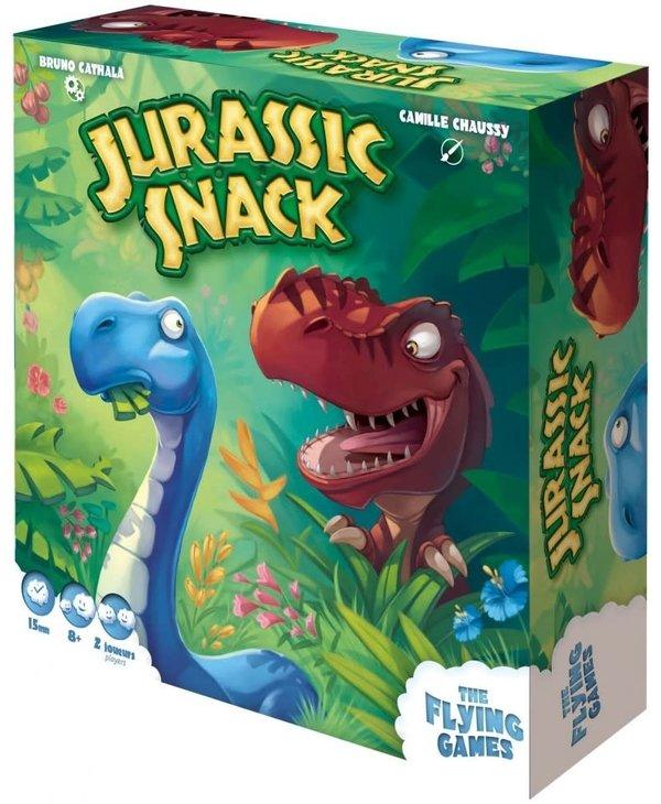 Jurassic Snack (Multilingue)