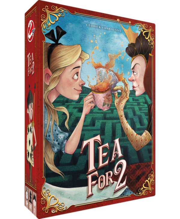 Tea for 2 (Multilingue)