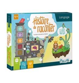 Placote Histoire de Raconter