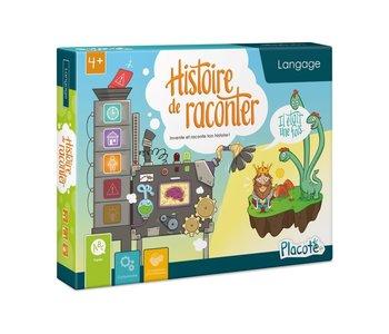 Histoire de Raconter - Placote