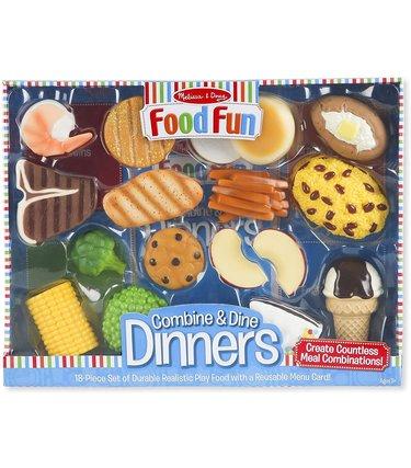 Melissa et Doug Food Fun - Ensemble de Dîner