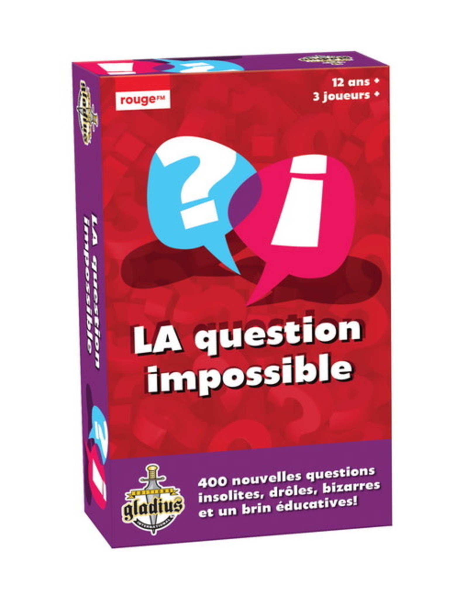 Gladius La question impossible 2