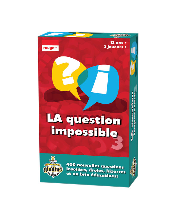 La Question Impossible 3