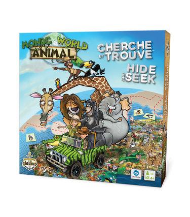 Gladius Cherche et Trouve - Monde Animal