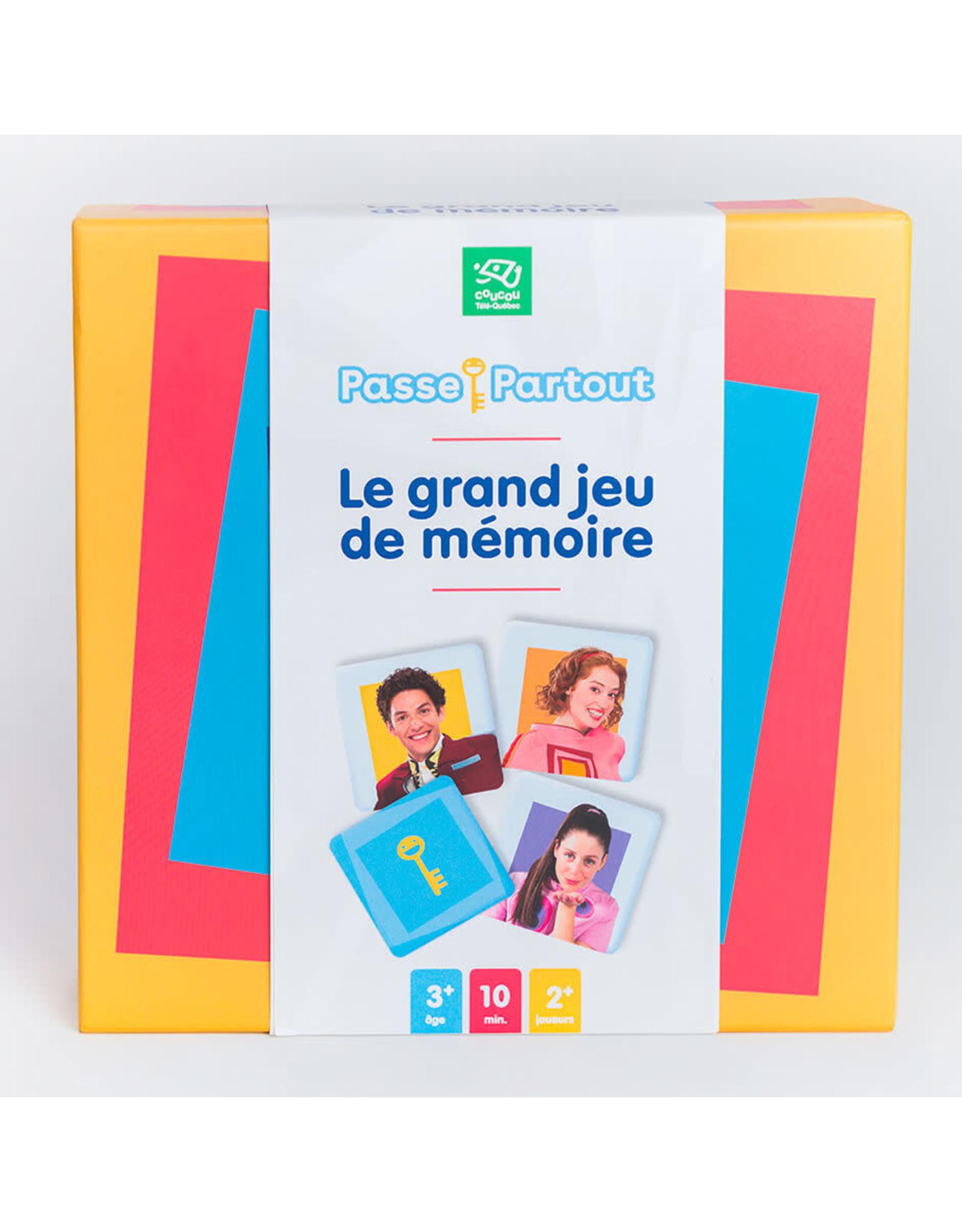 Passe-Partout - Le grand jeu de mémoire
