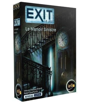 iello Exit - Le Manoir Sinistre