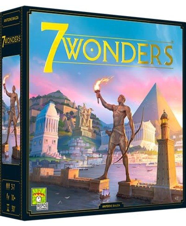 7 Wonders - Nouvelle édition (Français)