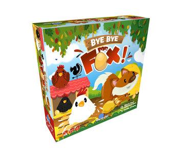 Bye Bye Mr.Fox! (Multilingue)
