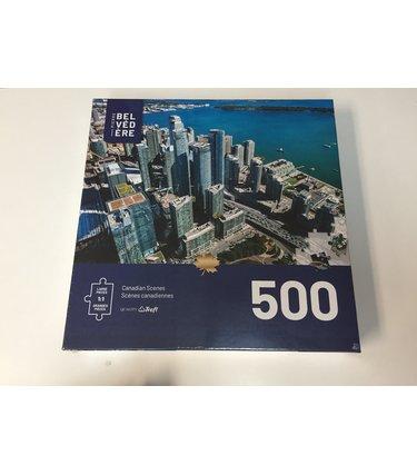 Immeubles à Toronto - 500 mcx