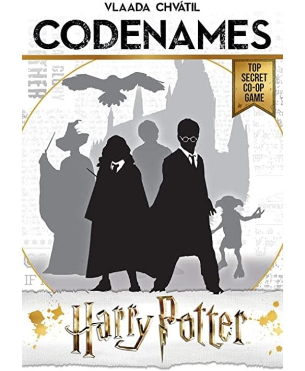 Codenames Harry Potter (Anglais)