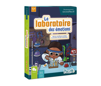 Le Laboratoire des Émotions - Placote