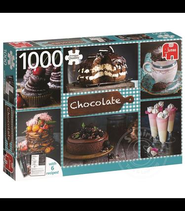 Chocolat (inclut 6 recettes) - 1000mcx