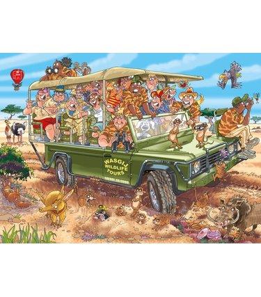 Wasgij Original No.31 Safari surprise! - 1000mcx