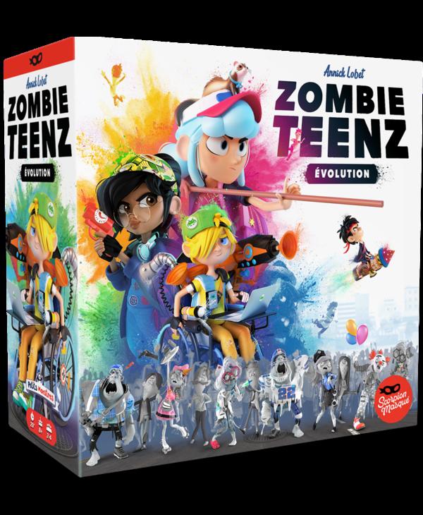 Zombie Teenz Évolution (Français)