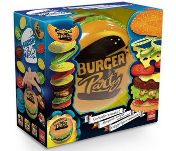 Burger Party (Français)