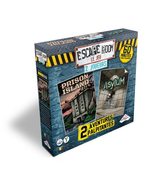 Escape Room - 2 joueurs (Français)