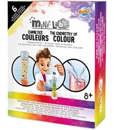 Chimie des couleurs