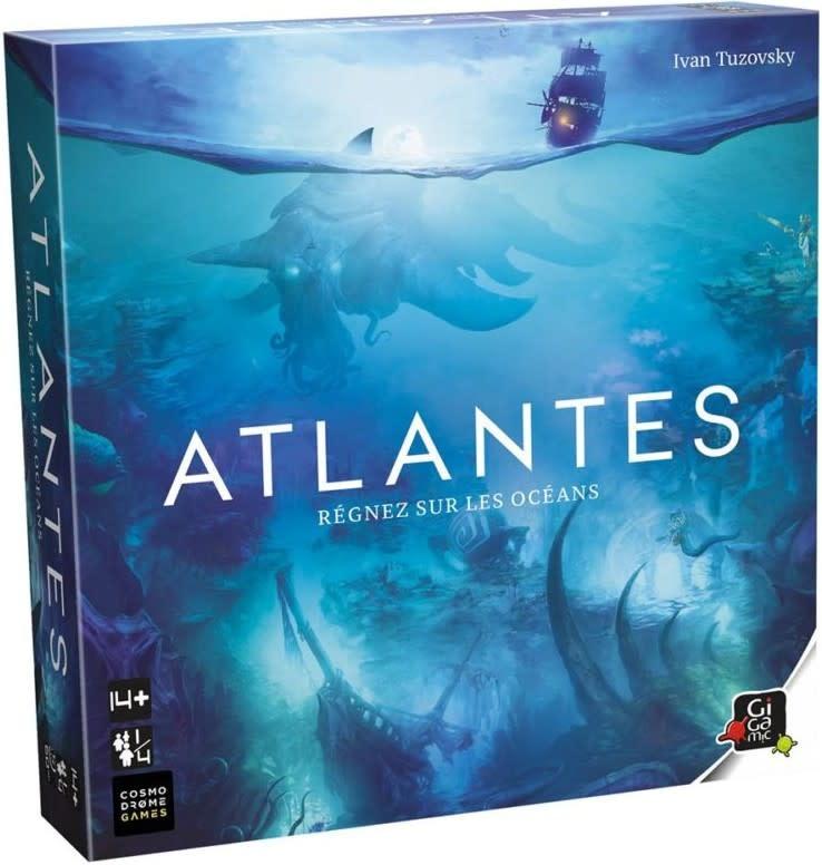Atlantes (Français)