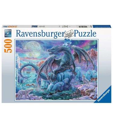Ravensburger Dragon de glace 500mcx