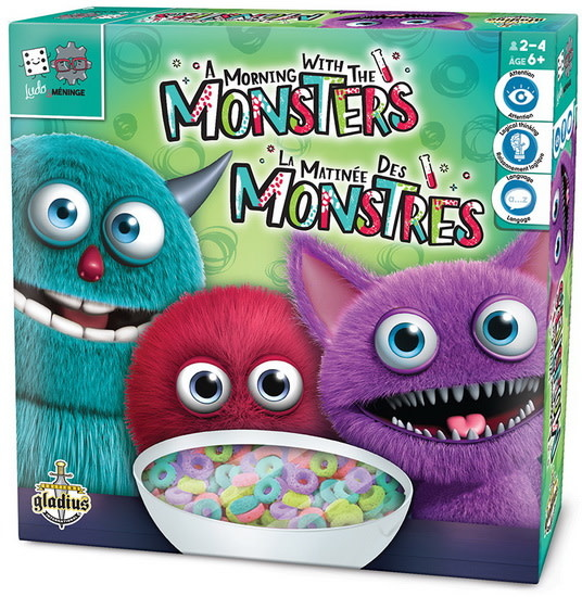La matinée des monstres