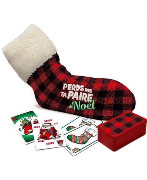 Perds pas ta paire de Noel