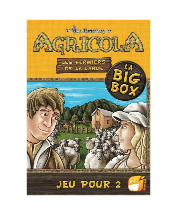 Agricola Big Box - 2 joueurs