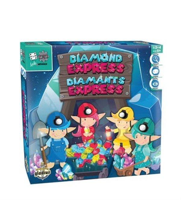 Diamants Express (Bilingue)