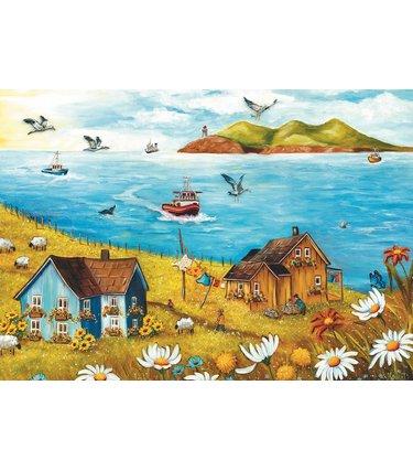Les Îles de la Madeleine - 1000 Mcx