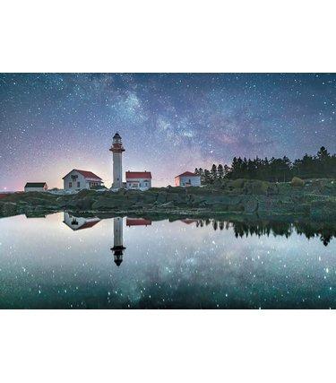 Phare sous la Voie Lactée - 1000mcx
