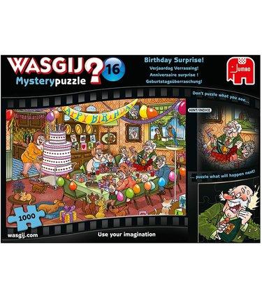 Wasgij No.16 Birthday Surprise! - 1000mcx
